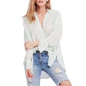 Free People Tops - NWT Free People tunic shirt